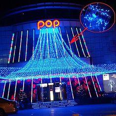 Unique Foxnovo V Modus LED String Lights LED Strip Holiday Lights dekorative Lampen f r Hochzeit