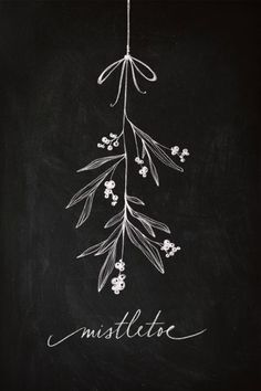 I love all of these beautiful Christmas chalkboard inspiration. I love all of these beautiful Christmas chalkboard inspiration. Noel Christmas, Merry Little Christmas, All Things Christmas, Winter Christmas, Christmas Crafts, Christmas Design, Simple Christmas, Christmas Feeling, Christmas Tattoo