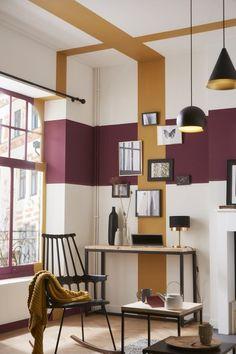 Bedroom Workspace, Bedroom Decor, Workspace Design, Office Workspace, Workspace Inspiration, Home Decor Inspiration, Decor Ideas, Deco Violet, Home Office Decor