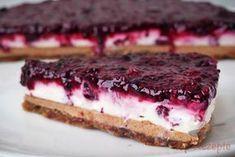 Frische Kokos-Erdnuss-Torte OHNE ZUCKER, MEHL, EI und OHNE BACKEN
