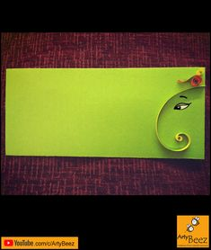 How to create Quilling Ganesha Envelope. How to create Quilling Ganesha Envelope. Diy Quilling Projects, Quilling Work, Quilling Paper Craft, Paper Crafts Origami, Oragami, Quilling Birthday Cards, Paper Quilling Cards, Paper Quilling Jewelry, Quilling Flower Designs