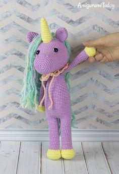Die 82 Besten Bilder Von Einhorn Crochet Unicorn Unicorn Und