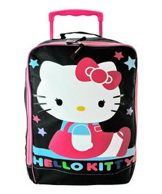 Take a look at this Hello Kitty Rolling Backpack by Hello Kitty on  zulily  today d1fdbdc887
