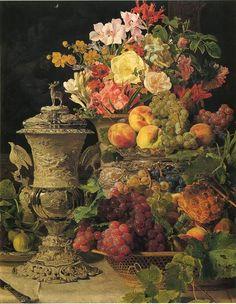 Waldmuller Ferdinand Georg art