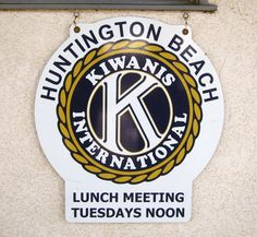Huntington Beach Kiwanis do great things for our community.