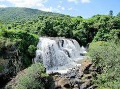Cachoeira Véu das Noivas em Poços de Caldas - MG -