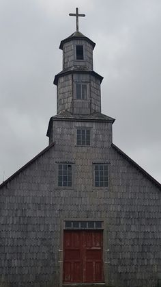Iglesia de Chullec - Chiloé