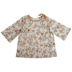 fleurs romantiques pour la blouse Calypso.  http://www.nomadinparis.com/A-5726-blouse-calypso-fleurs-romantiques.aspx#