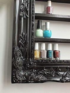 Organize sem Frescuras | Rafaela Oliveira » Arquivos » Ideias simples e charmosas para organizar esmaltes