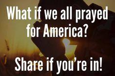 PRAY,in JESUS NAME !