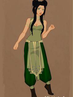 airbender oc | Avatar OC: The Green Dragon by MidnightRaven323