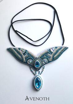 Wyróżnieni w Wyzwaniu Beaded Embroidery, Beads, Handmade, Jewelry, Fashion, Beading, Moda, Hand Made, Jewlery