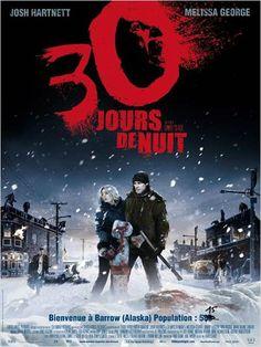 [critique] 30 JOURS DE NUIT- ( 6 / 10 ) - Par MATTHIEU EB.