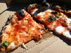 margherita pizza > sunday in the park: del popolo. | ginger and salt