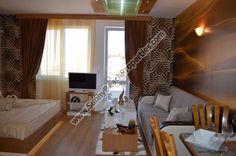 Luxus möblierte Studio-Apartment zum Verkauf in ganzjährig Luxus Sweet Home 2 in absolut ruhiger Lage im zentralen Teil von Sonnenstrand, Bulgarien.