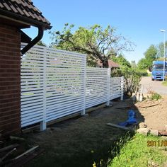 Whilst historic throughout thought, a pergola may be having a bit of a present day Garden Fence Panels, Getaway Cabins, Backyard, Patio, Pergola Designs, Garden Landscaping, Garden Design, Things To Come, Outdoor Structures