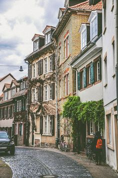 heidelberg streets