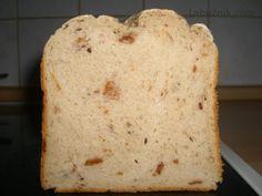 Škvarkový chléb z domácí pekárny Easy Bread Recipes, Food, Detail, Basket, Essen, Meals, Yemek, Eten