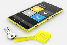 Treasure Tag, algo como Etiqueta do Tesouro, é o dispositivo incrível que a Nokia está lançando, que se conecta aos smartphones Lumia via Bluetooth ou NFC, para localizar chaves, carteiras ou outros objetos presos a ele. Medindo 30 x 30 x 10 mm, estará disponível nos EUA e Europa em abril por US$ 30. No TechTudo ♦ por Paulo Alves.