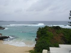 Okinawa Surfing perfection