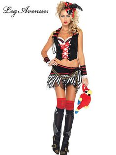 Latest fashion: Sexy Halloween Costumes ~ Diana adds: I'm sorry, since when is this the latest fashion? Halloween has been giving people the excuse to dress slutty for years!
