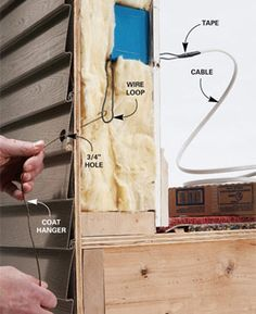How to Add an Outdoor Outlet |  Add an outdoor outlet in five easy steps