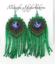 Natasha Shcherbakova Design: Серьги