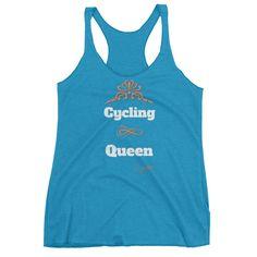CYCLING QUEEN Women's tank top