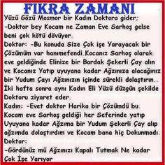 Zırmanyaklar xD: FIKRA:)))