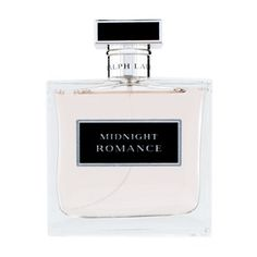 Ralph Laurent - Midnight Romance: An oriental floral fragrance for modern women. Soft, sweet, juicy, warm, feminine & seductive. Top notes of raspberry, Italian bergamot & litchi. Heart notes of peony, sambac jasmine & freesia. Base notes of black vanilla, ambroxan & iris absolute. Launched in 2014. Suitable for evening or colder seasons.