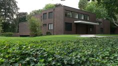Haus Lange & Haus Esters | Mies van der Rohe | Flickr - Photo Sharing!