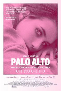 What did you think of the movie Palo Alto -- with James Franco... and another Coppola director. #paloalto #movie #jamesfranco