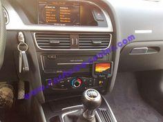 Audi A5 con MMI 3G. Parrot MKi9200
