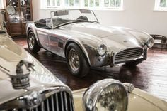 The AC Cobra is returning in its original specification.
