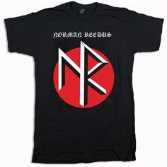 Norman Reedus T-Shirt at thirteenthfloor.com