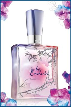 Our most elegant & concentrated way to wear our most enchanting fragrance! #BeEnchanted