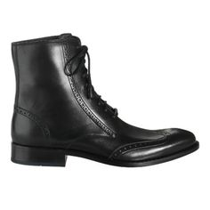 Cole Haan Air Colton Wing Tip Boot - These are seriously Mod boots