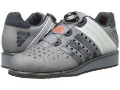 Men Adidas Drehkraft Lifting Weight Shoe M19057 Metallic Dark Grey 100%  Original