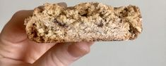 Almond & Dark Chocolate Oaties – The Baking Nutritionist Healthy Baking, Healthy Recipes, Lunches And Dinners, Meals, Oat Cookies, Healthy Living Tips, Baked Goods, Almond, Sweet Treats