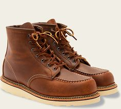 Redwing Shoes | CLASSIC MOC STYLE NO. 1907 // $270