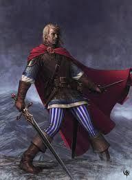 Felix Jäger from Warhammer Fantasy Gotrek and Felix.