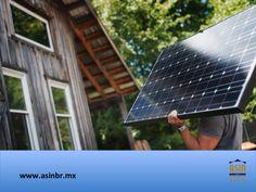 #asinbr FRACCIONAMIENTOS EN QUERÉTARO. Un panel solar es un dispositivo que capta la energía de la radiación solar, para su aprovechamiento. Generalmente estos son usados para generar agua caliente en casa mediante energía solar térmica y los paneles fotovoltaicos, para crear electricidad mediante la energía solar fotovoltaica. En ASIN BR, tenemos lo mejor en bienes raíces, para que adquiera su nuevo hogar. www.asinbr.mx