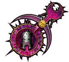 Warhammer - Mark of Slaanesh