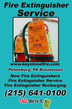Fire Extinguisher Service Pennsburg, PA (215) 641-0100 This is Keystone Fire Protection.  Call us Today for all your Fire Protection needs! Experts are standing by...