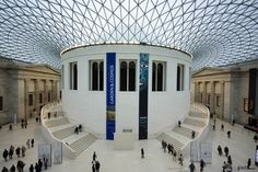 British Museum Hall (London) One of the world's most visited regions London secures an element for almost everyone: from history…