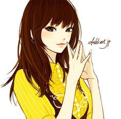 Ilustración por Dahlia, vía dahliaart.jp