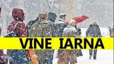 Alertă meteo de ULTIMĂ ORĂ: Ningeee!