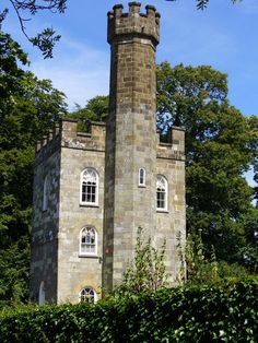 A Lovely Old Folly