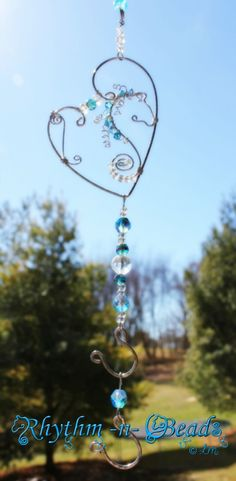 Wired Whinnies Sunjewel 'Wind Dancer'  NEW!-wire art suncatcher, wire horse suncatcher, wire horse ornament, horse tree decoration