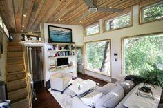 Tiny Urban Cabin 005